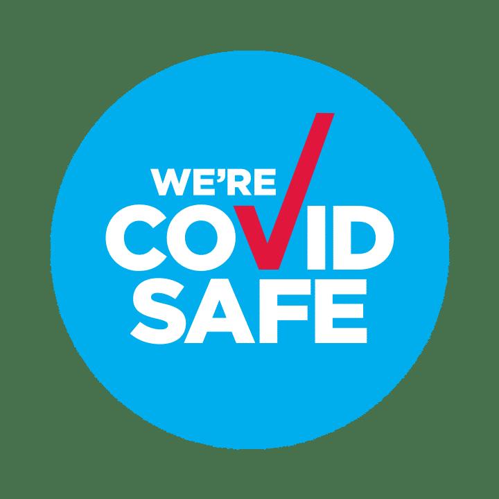 COVID-Safe Badge